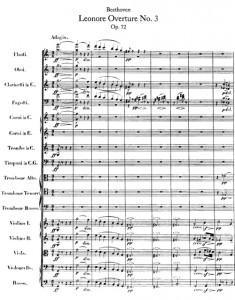 BeethovenLeonoreOvertureNo3