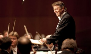Mariss Jansons conducts the Barvarian Radio Symphony Orchestra