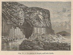 A1541-Staffa-Grotta-di-Fingal-Xilografia
