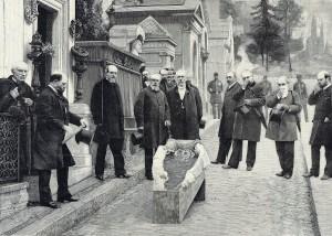 Rossini-Exhumation